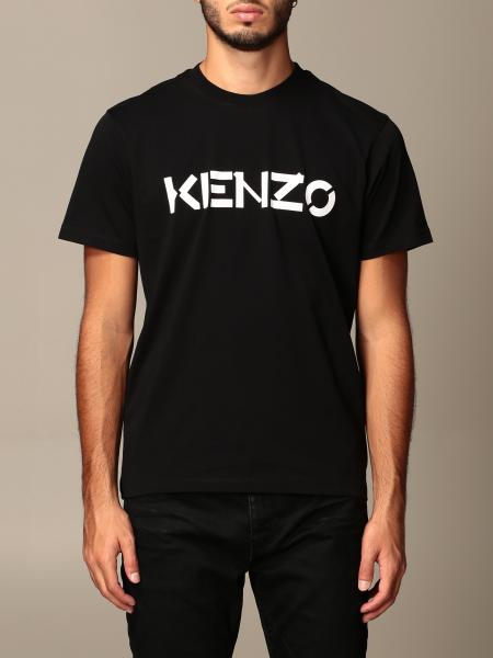 Kenzo cotton t-shirt with logo
