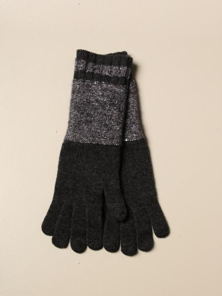 D.exterior: D.exterior gloves in cashmere wool and Alpaca