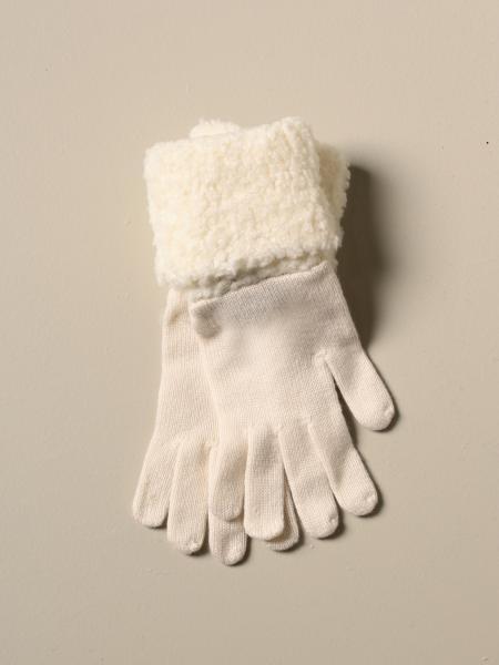D.exterior: Guanti D.exterior in lana e cashmere