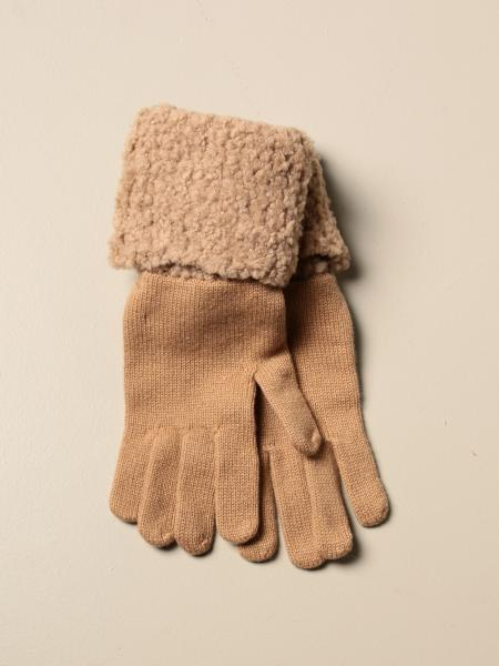D.exterior: D.exterior gloves in wool and cashmere