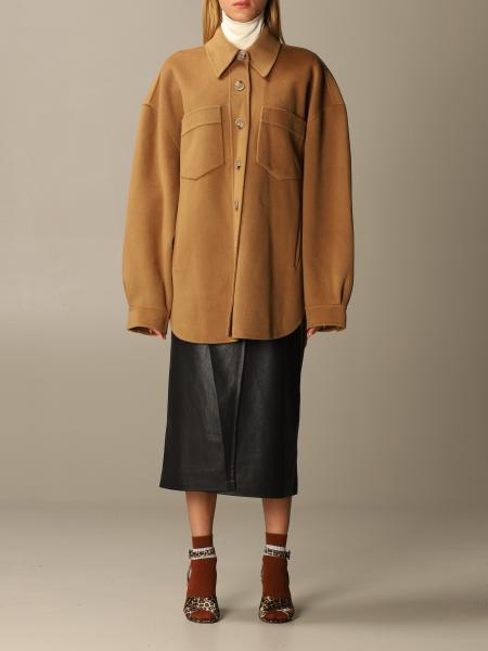 Куртка Женское Nanushka