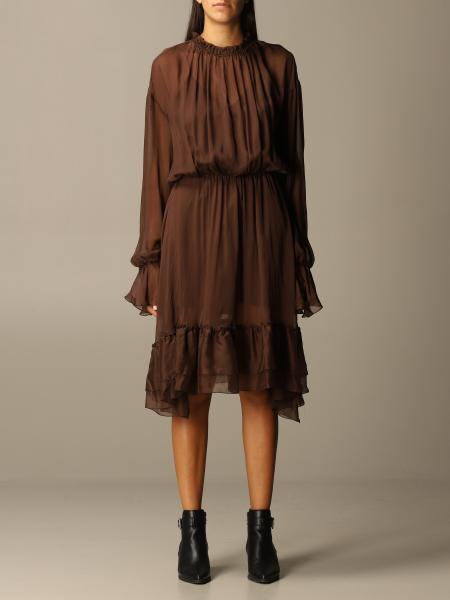 Federica Tosi: Kleid damen Federica Tosi