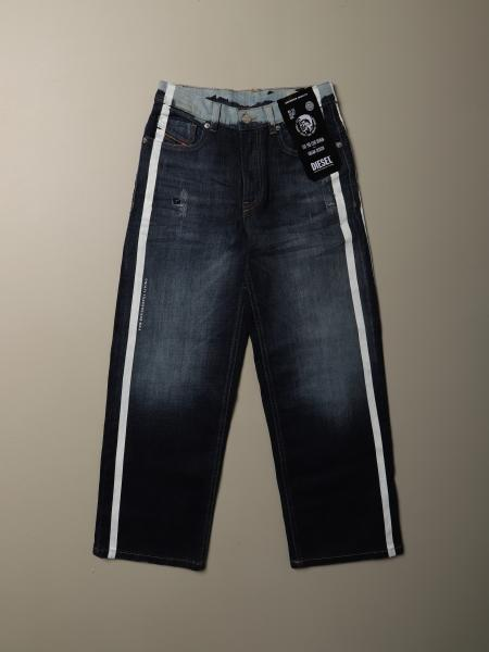 Jeans Diesel in denim superior quality