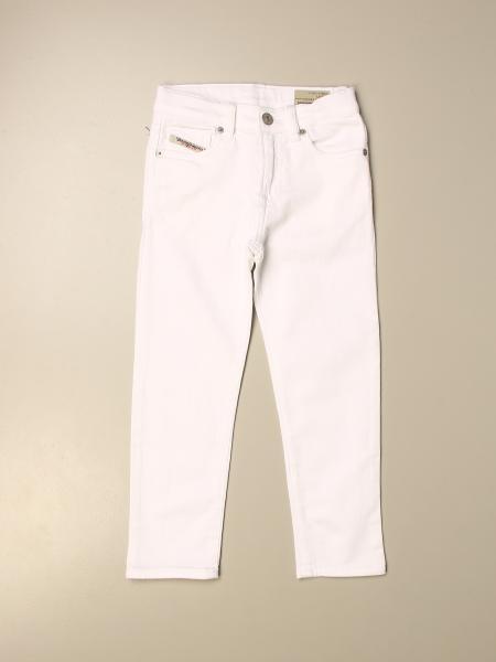 5-pocket cotton Diesel trousers