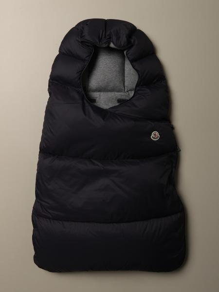Moncler sleeping bag in padded nylon