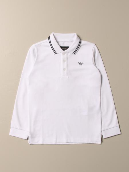 Emporio Armani long-sleeved polo shirt