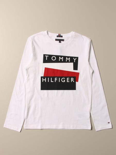 T-shirt enfant Tommy Hilfiger
