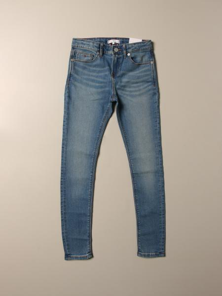 Tommy Hilfiger jeans in used denim