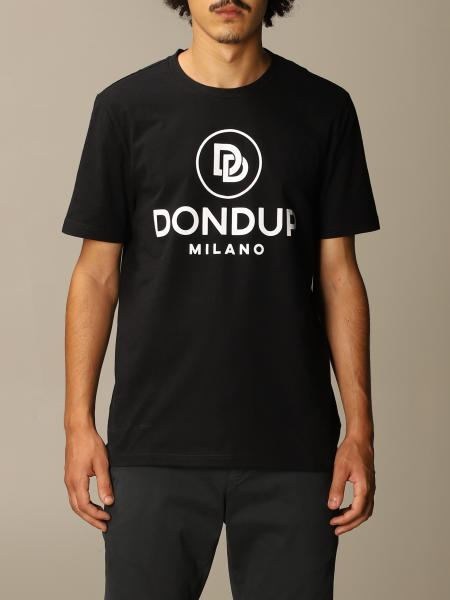 Dondup cotton T-shirt with logo