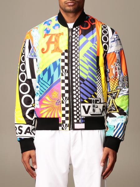 Versace für Herren: Jacke herren Versace