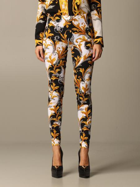 裤子 女士 Versace