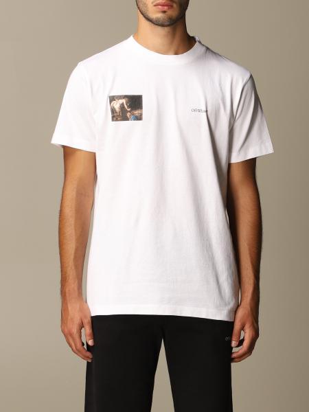 T-shirt men Off White