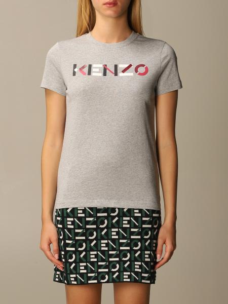 Kenzo: Kenzo cotton t-shirt with logo