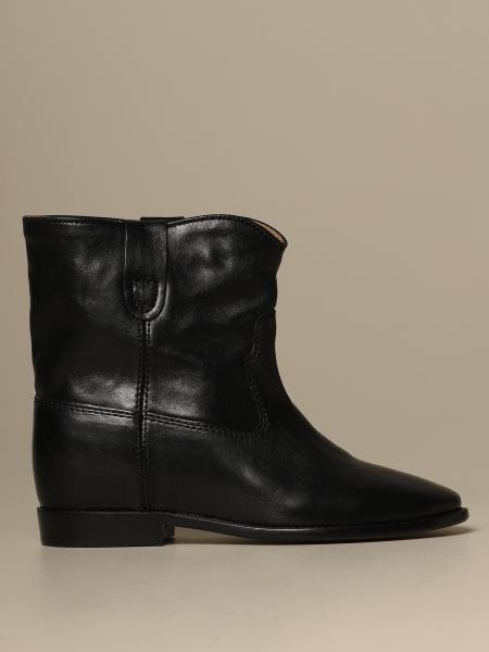 Isabel Marant boot in leather