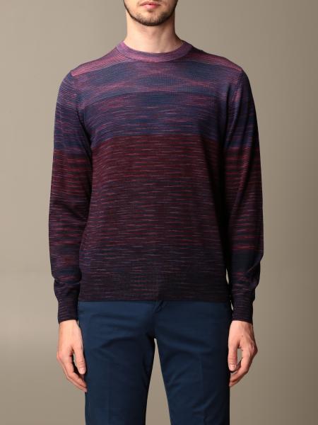 Pullover herren Missoni