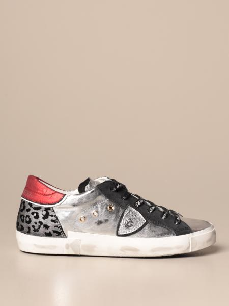 Sneakers PRSX Metal Animalier Philippe Model