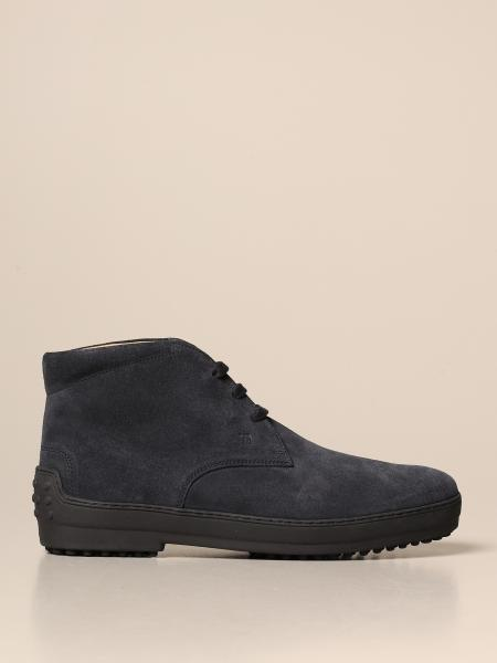 Winter Tod's ankle boot in suede