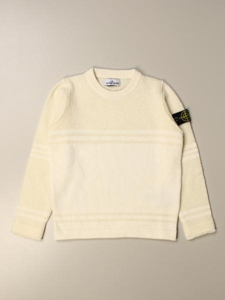 Stone Island Junior: Pullover kinder Stone Island Junior