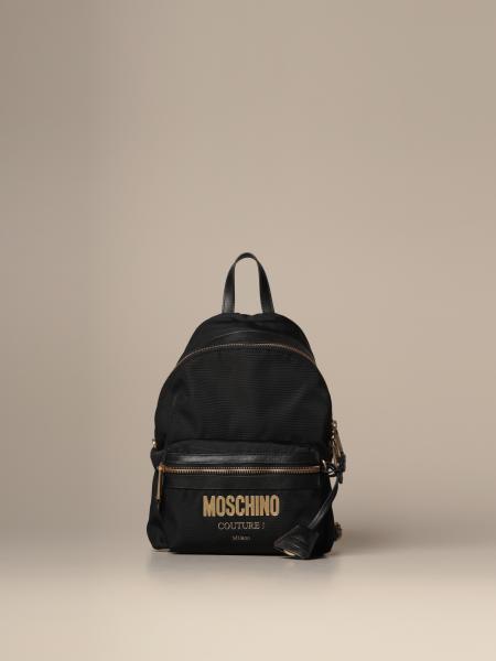 Rucksack damen Moschino Couture