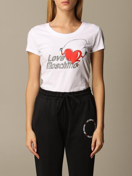 Camiseta mujer Love Moschino