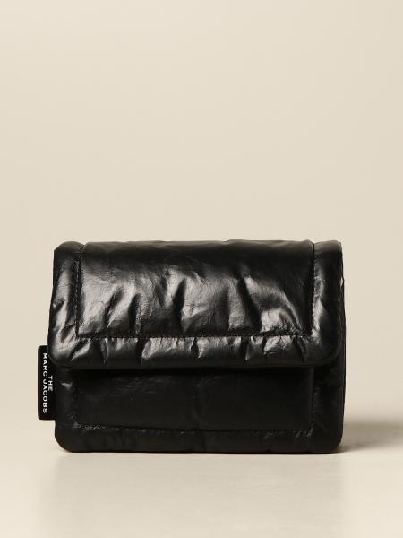 Marc Jacobs: The Mini Pillow Marc Jacobs bag in ultralight leather
