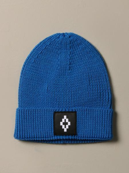 Marcelo Burlon wool blended hat with logo