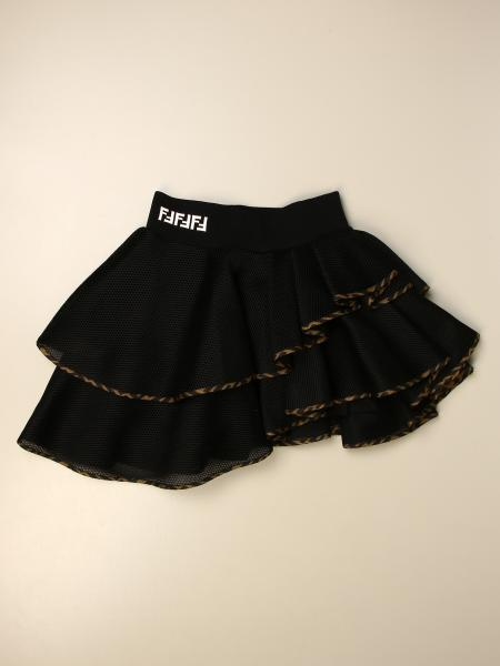 Skirt kids Fendi