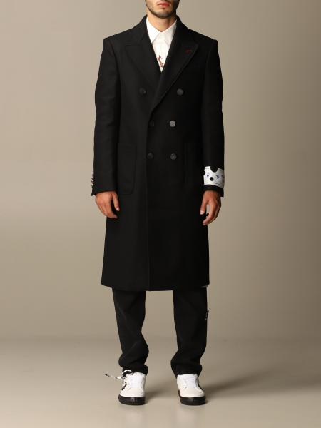 Coat men Off White