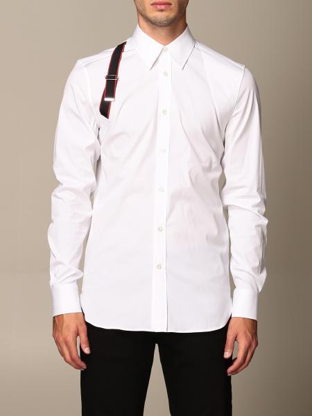 Shirt men Alexander Mcqueen