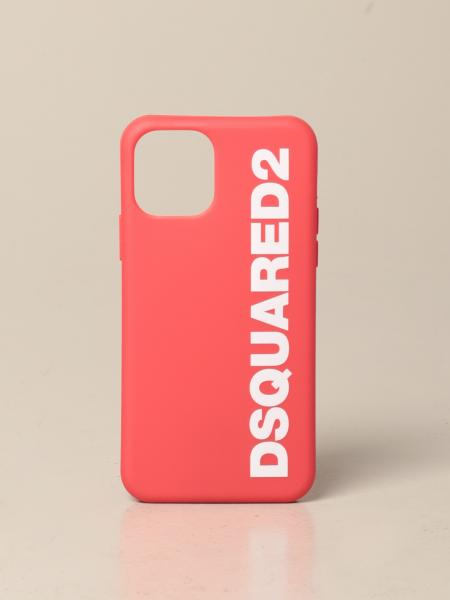 Cover Iphone 11 pro Dsquared2 con stampa