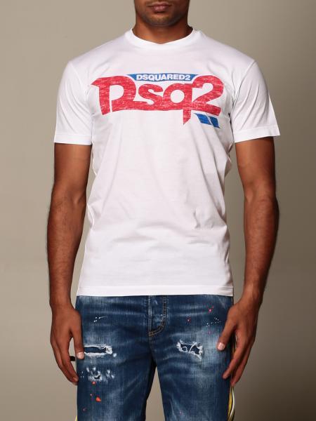 Dsquared2: T-shirt herren Dsquared2