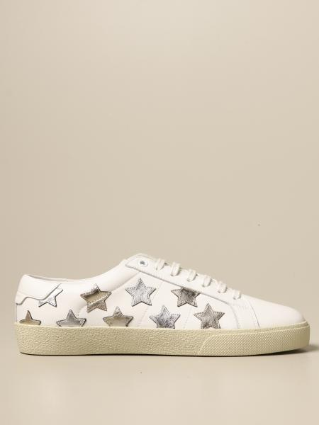 Court Classic California Saint Laurent sneakers in leather with stars