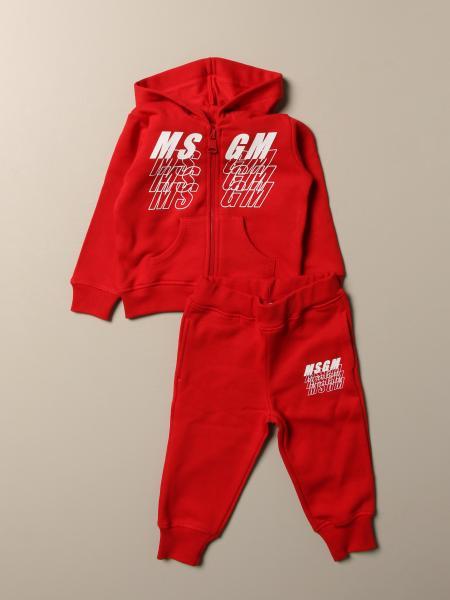 Mono niños Msgm Kids