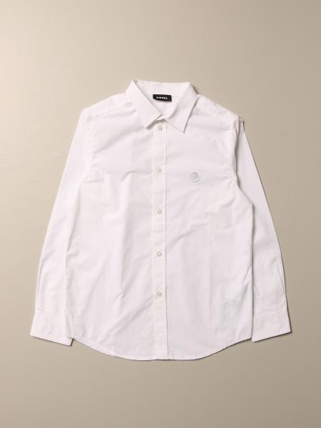 Camicia Diesel basic in cotone