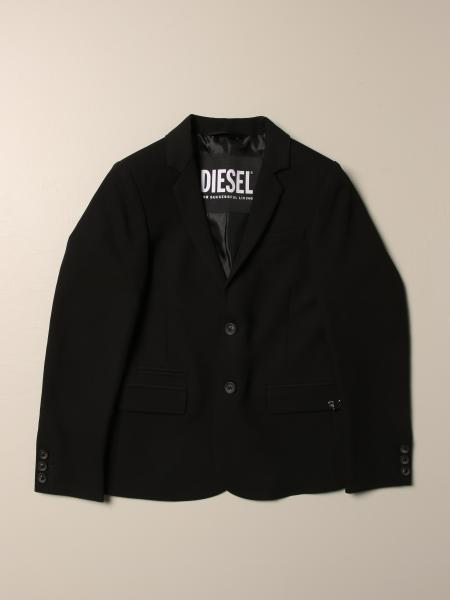 Classic single-breasted Diesel jacket