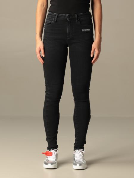 Jeans damen Off White
