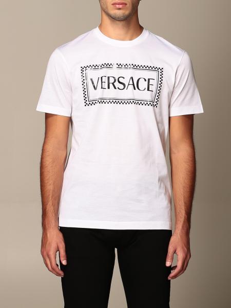 Футболка Мужское Versace