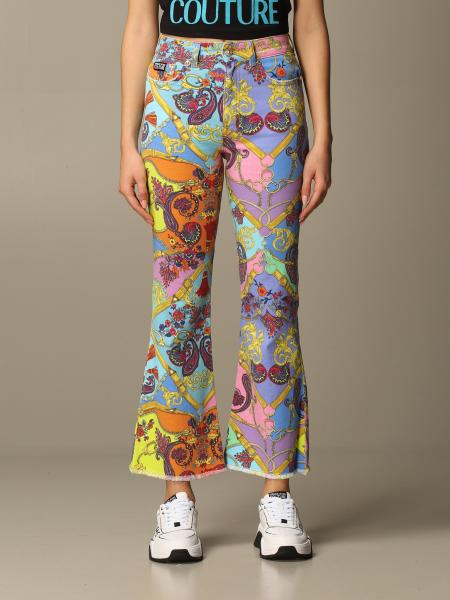 Trousers women Versace Jeans Couture