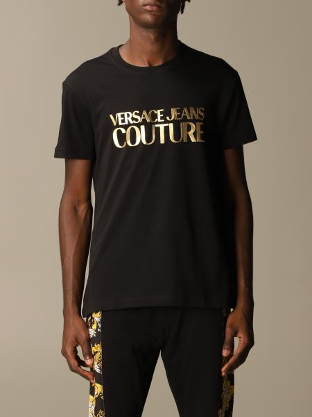 Versace Jeans Couture T-shirt with laminated print