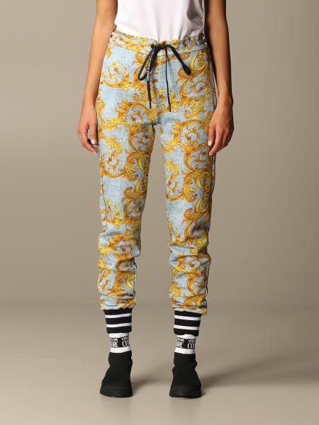 Pantalon femme Versace Jeans Couture