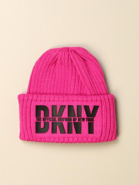 女童帽子 儿童 Dkny