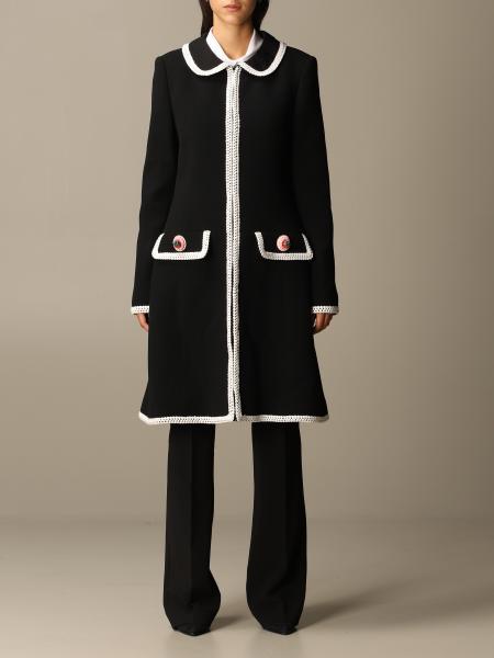 Coat women Moschino Couture