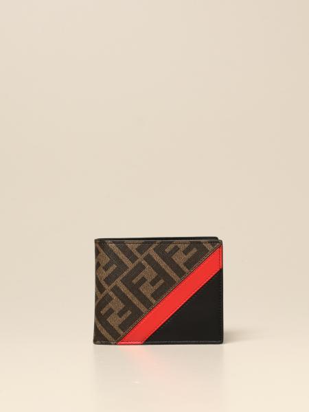 Wallet men Fendi