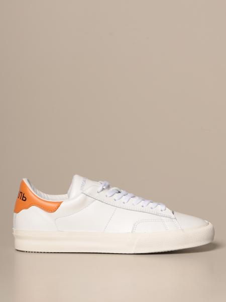 Heron Preston: Sneakers Vulcanized Heron Preston in pelle
