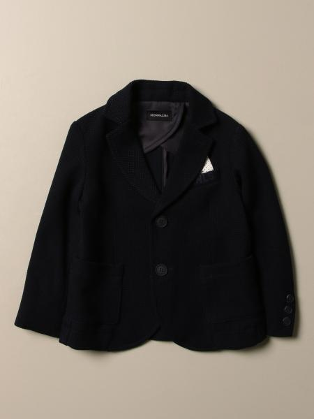 Monnalisa single-breasted jacket