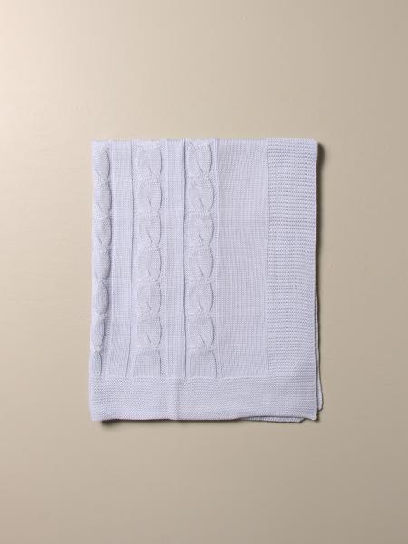 Siola blanket in pure Merino wool