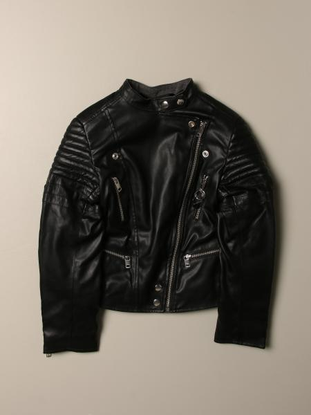 Diesel jacket in synthetic leather