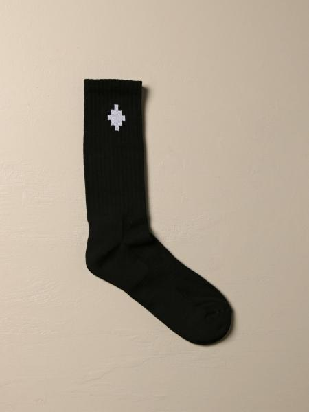 Marcelo Burlon cotton socks with logo