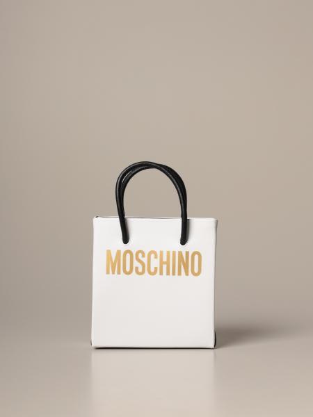 Moschino Couture Logo 迷你托特包