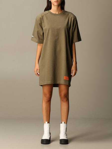 Kleid damen Heron Preston